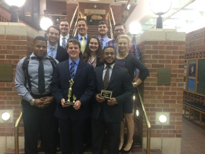 Spring 2016 Mid Mo Invitational 1st place team