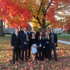 Team 1090 Drake, fall 2016