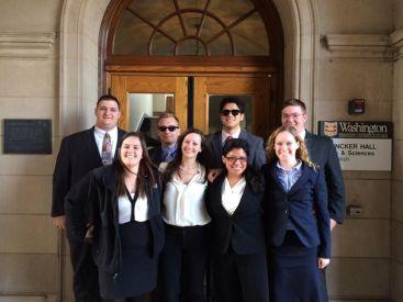 2014 ORCS team, St. Louis