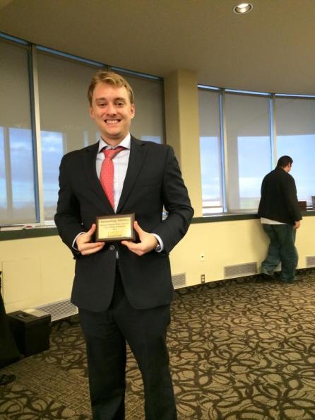 Andrew Serrone, Joplin 2015 awards