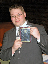 Zack Harvey, Regional Top Attorney 2008