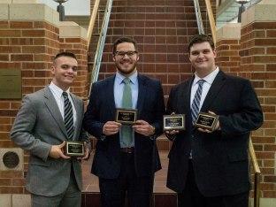 2018 COMO Award winners
