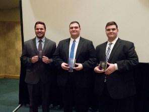 All Regional Winners, Luke, Zach, Dom 2018