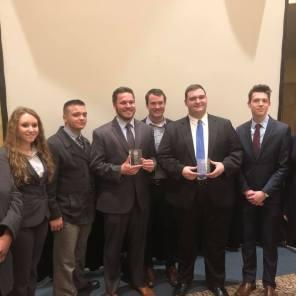 Black Team, 2018 Regional, Luke and Zach awards