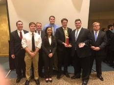 Red Team, 2018 Regional, ORCS Qualifier, Dom award