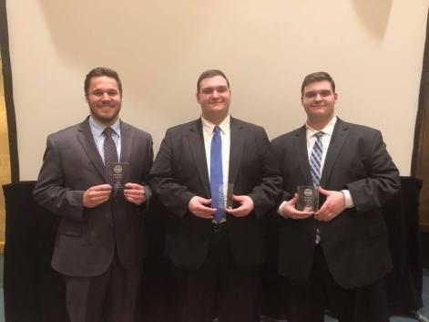 2018 AMTA Regional Award winners