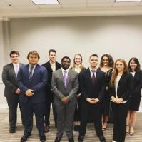 Fall 2018 team at NWMO