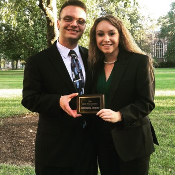 WashU fall 2019 Outstanding Attorney award winners
